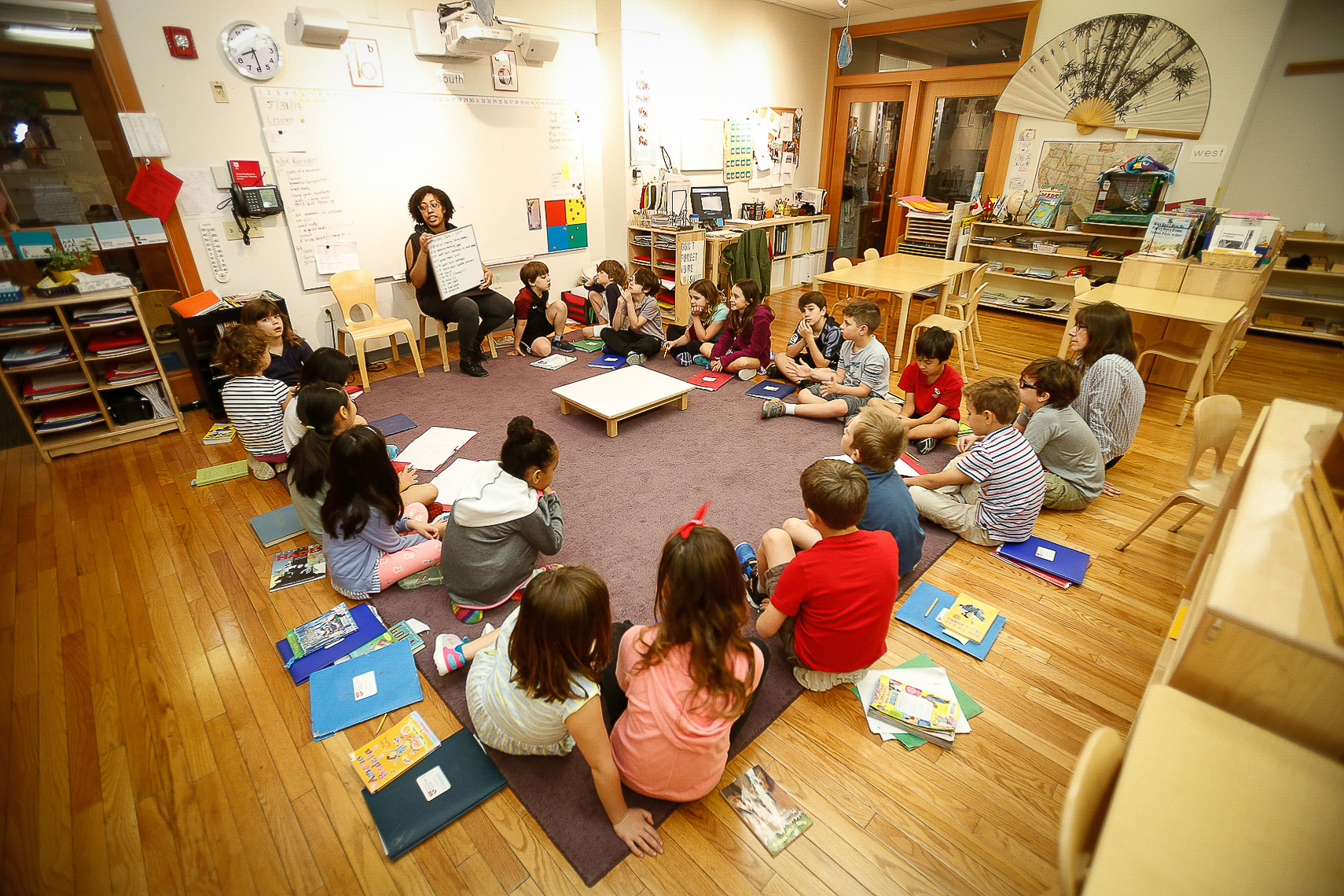 KINGSLEY MONTESSORI SCHOOL • BOSTON