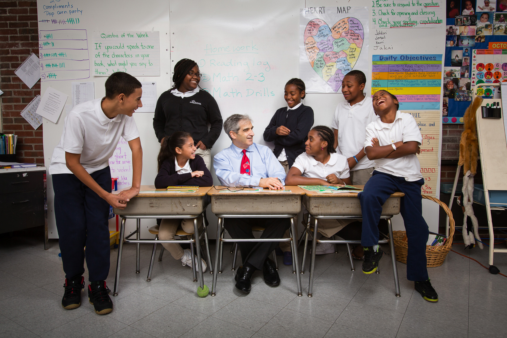 STEVEN ROTHSTEIN, CITIZEN SCHOOLS • FORBES MAGAZINE • JASON GROW PHOTOGRAPHY