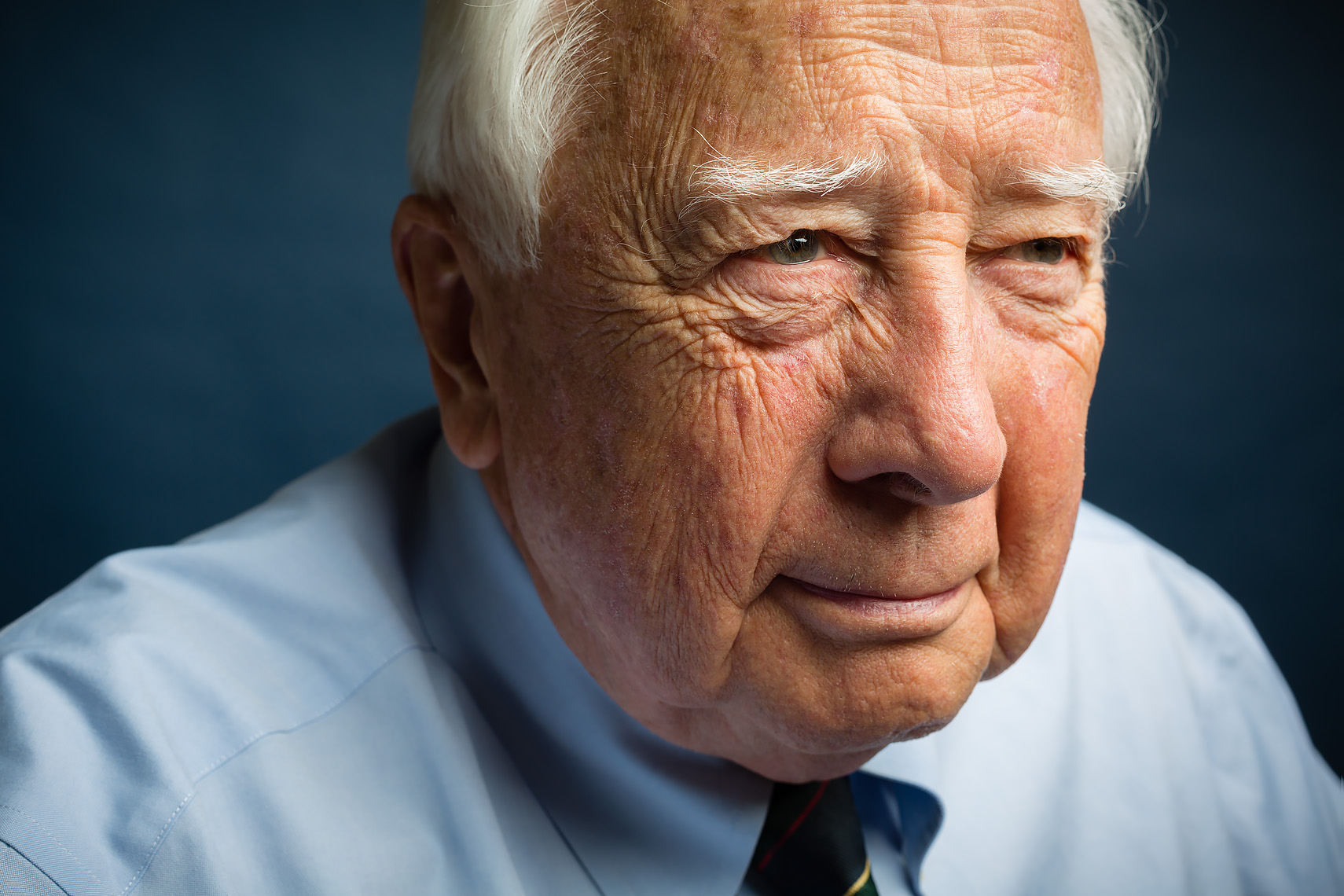 DAVID McCULLOUGH, PULITZER PRIZE WINNING AMERICAN AUTHOR & HISTORIAN