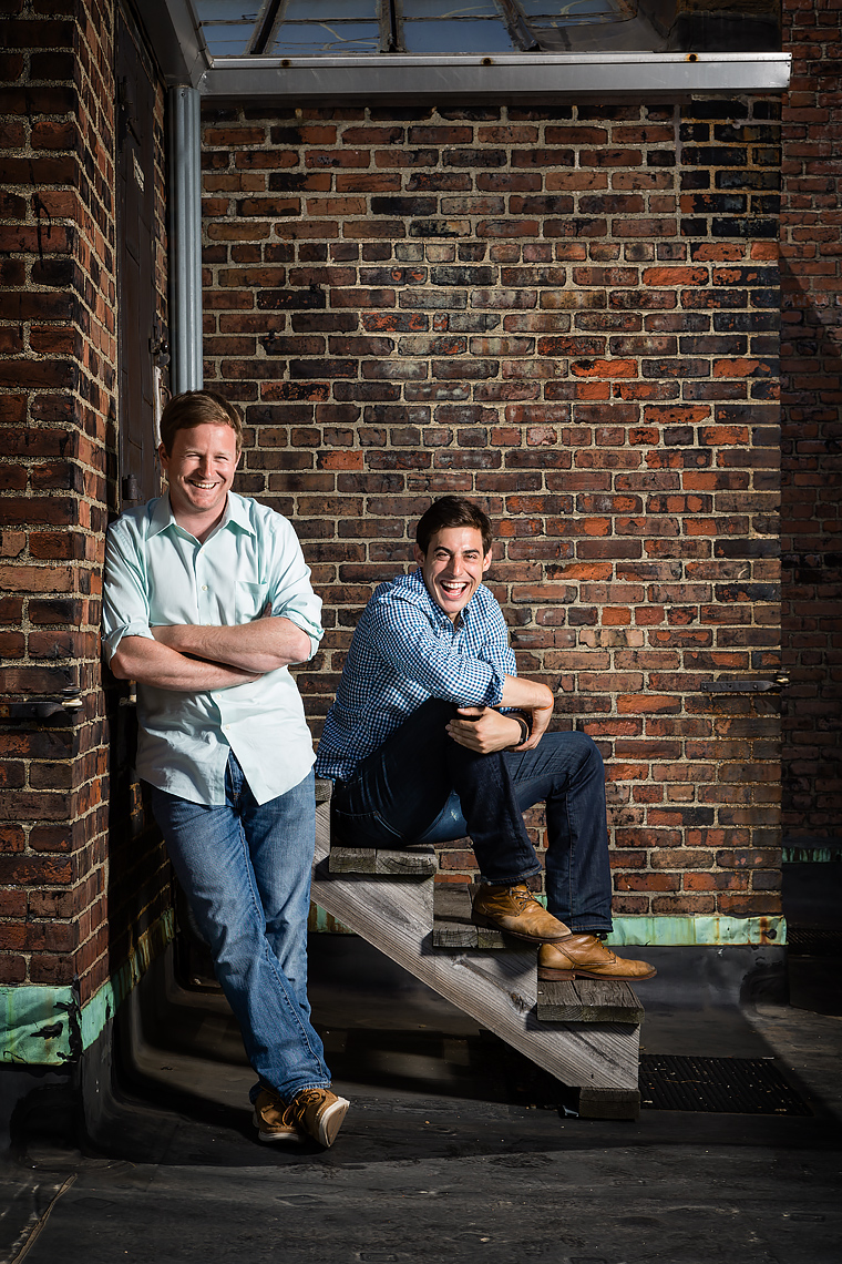 ROB BIEDERMAN & PATRICK PETITTI,  HOURLY NERDS • ENTREPRENEUR MAGAZINE • JASON GROW PHOTOGRAPHY