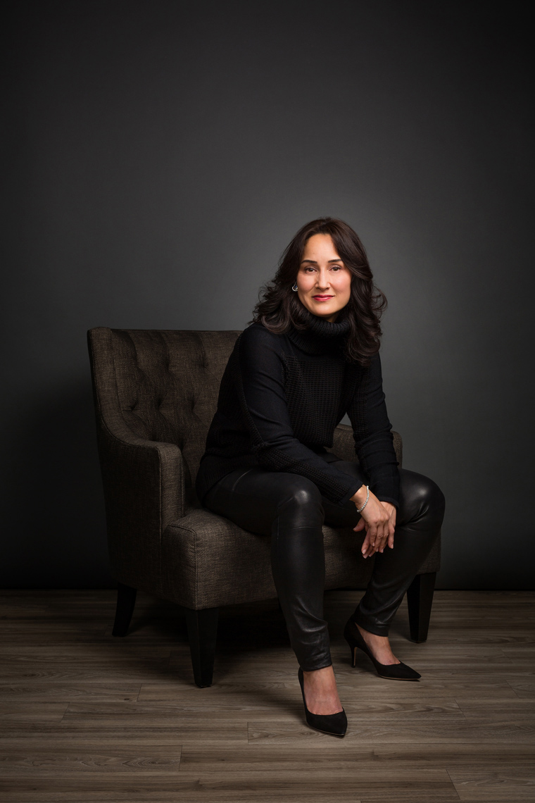 CYNTHIA BREAZEAL, JIBO TECHNOLOGIES • THE WALL STREET JOURNAL • JASON GROW PHOTOGRAPHY
