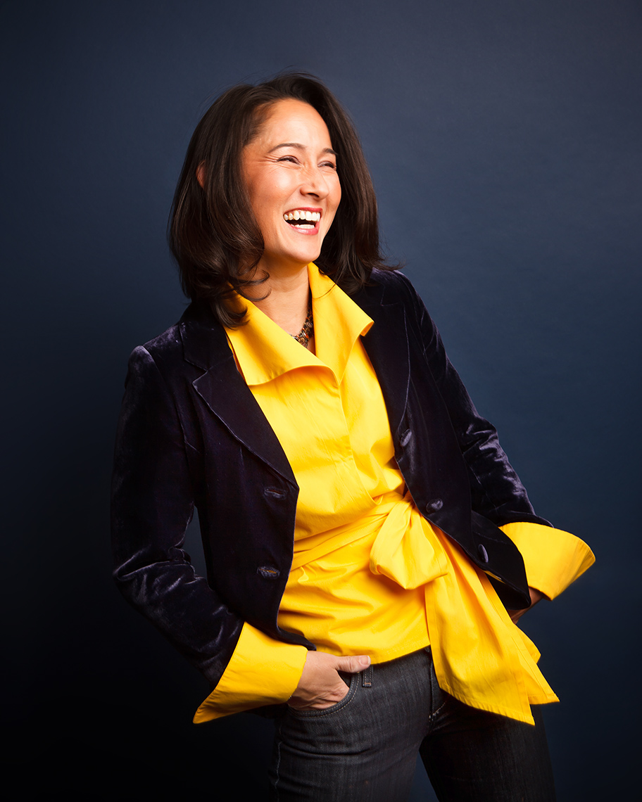 CYNTHIA BREAZEAL, FOUNDER & DIRECTOR OF THE PERSONAL MEDIA ROBOTS GROUP, MIT MEDIA LAB •  FAST COMPANY • JASON GROW PHOTOGRAPHY