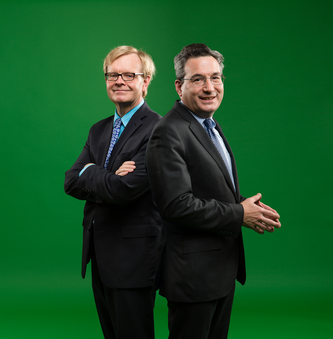 Will Danoff  and Joel Tillinghast, Fidelity