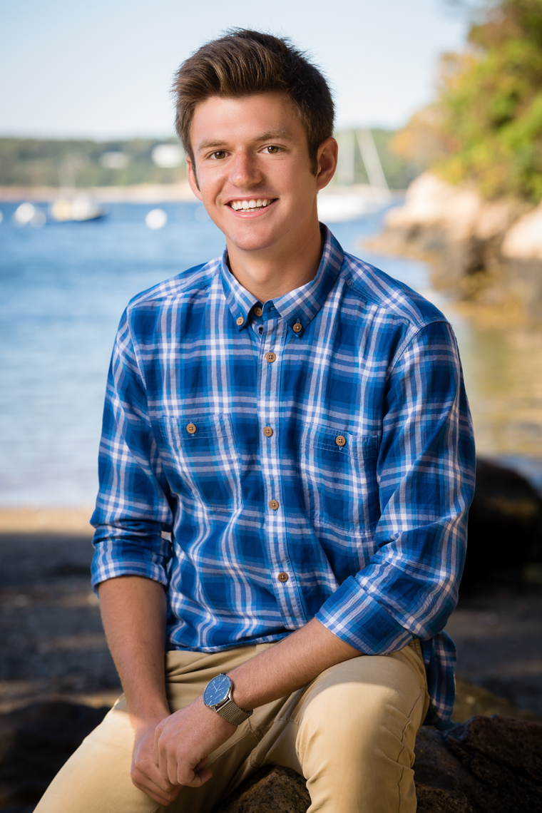 JASON GROW PHOTOGRAPHY • SENIOR PORTRAITS • CAPE ANN