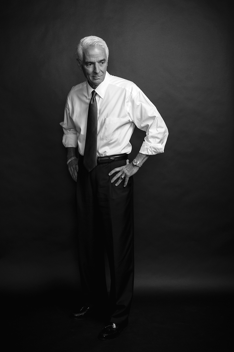 CHARLIE CRIST (D), FLORIDA (13) • Politico Magazine • Jason Grow Photography