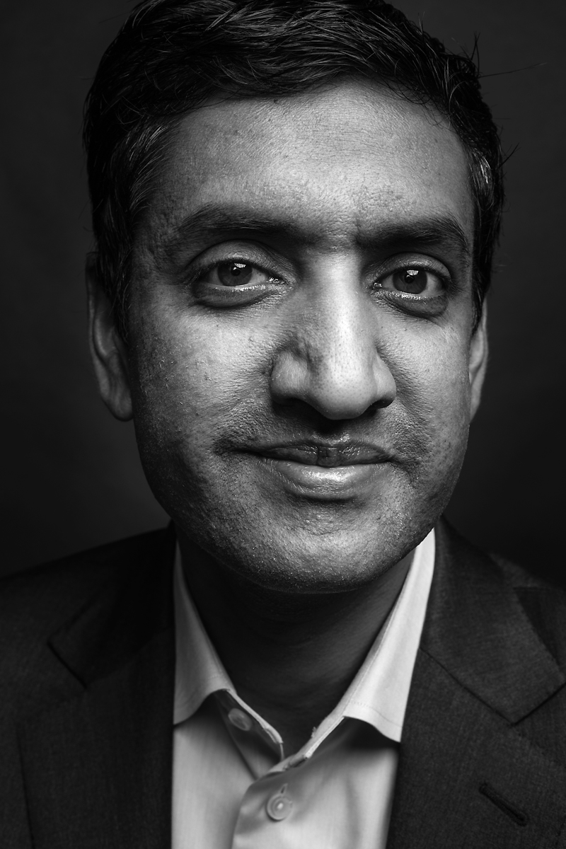 RO KHANNA (D) CALIFORNIA (17) • Politico Magazine • Jason Grow Photography