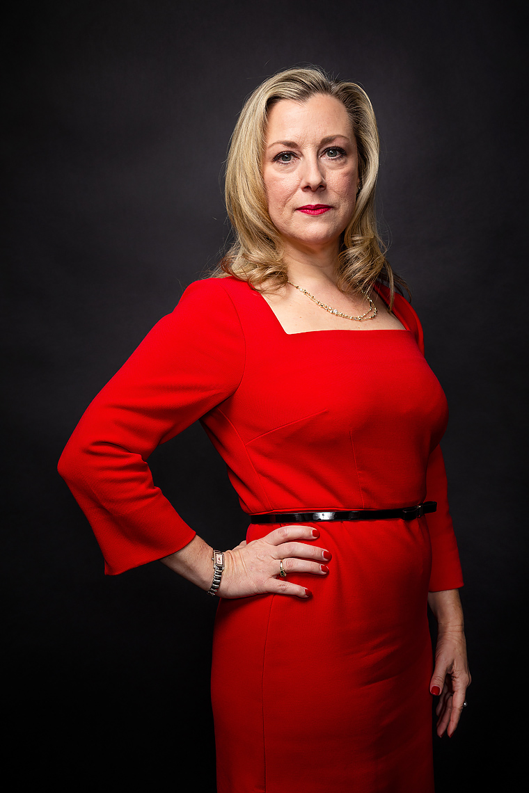 Rep.  Kendra Horn, OK-05 • New Women of Congress - Politico Magazine • Jason Grow Photography