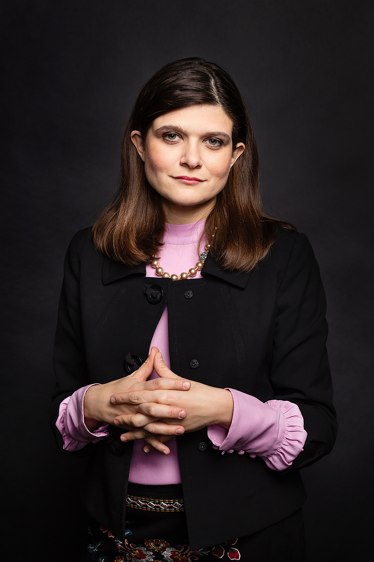 Rep.  Haley Stevens, MI-11 • New Women of Congress - Politico Magazine • Jason Grow Photography