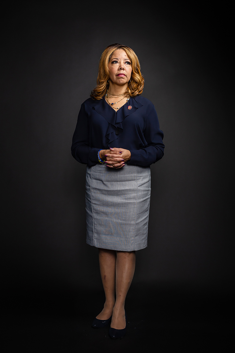 Rep.  Lucy McBath, GA-06 • New Women of Congress - Politico Magazine • Jason Grow Photography