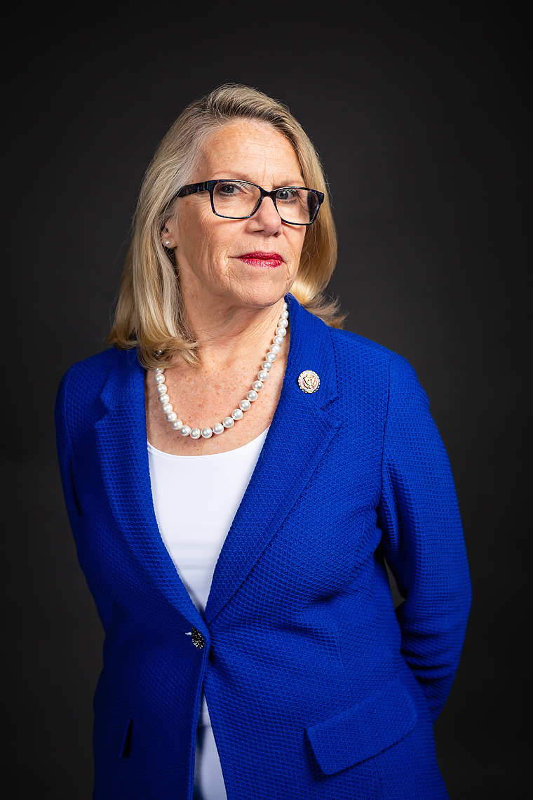 Rep.  Carol Miller, WV-03 • New Women of Congress - Politico Magazine • Jason Grow Photography