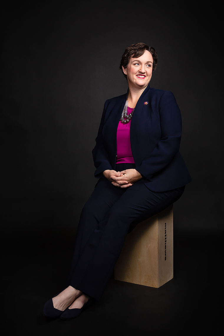 Rep.  Katie Porter, CA-45 • New Women of Congress - Politico Magazine • Jason Grow Photography