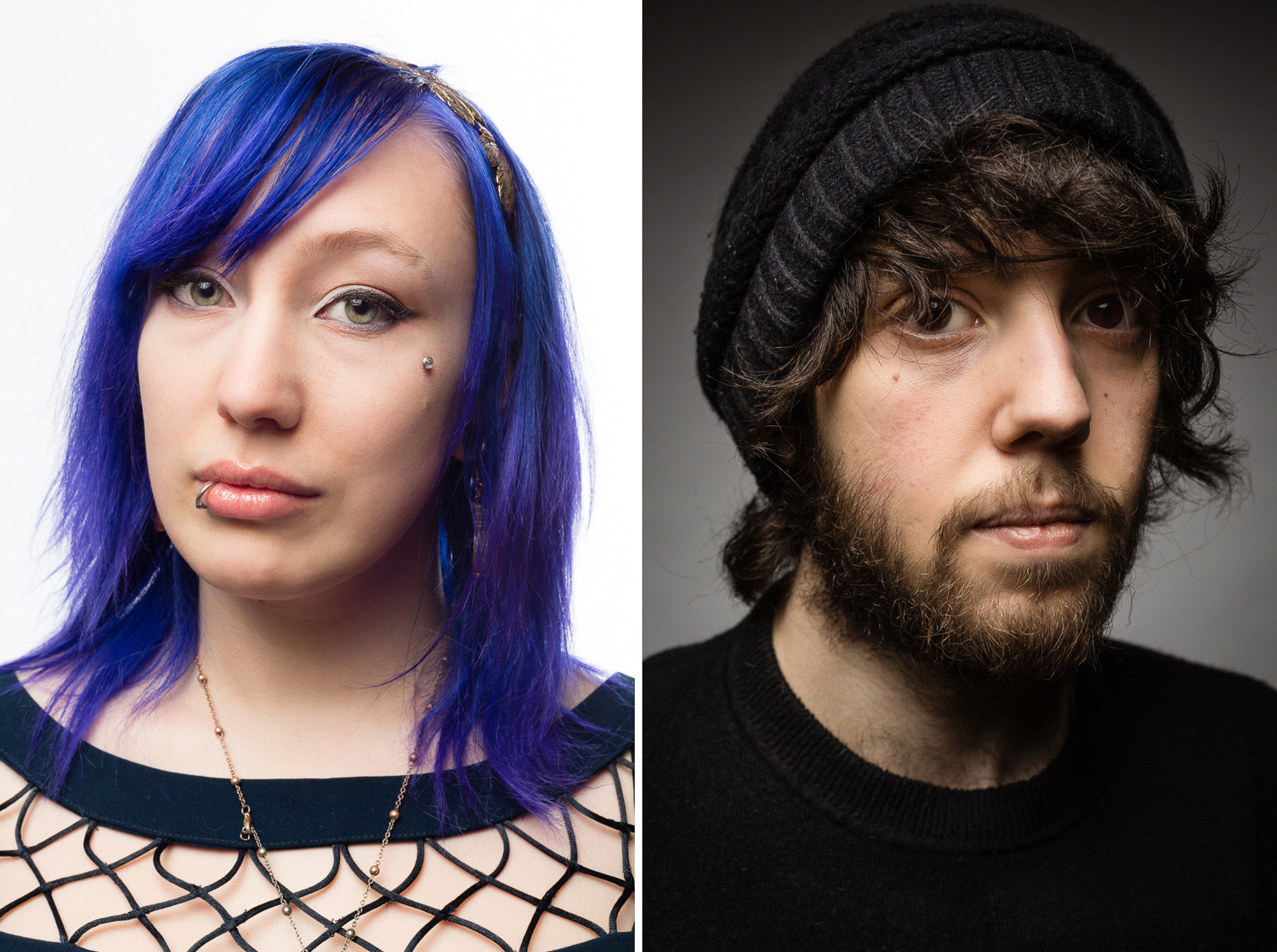 ZOE QUINN & ERON GJONI • GAMERGATE • Jason Grow Photography