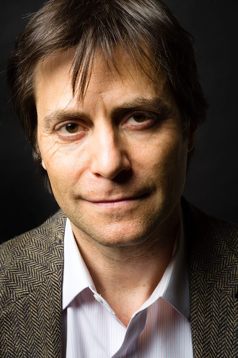 MAX TEGMARK, COSMOLOGIST & PHYSICIST AT MIT • DER SPIEGEL • JASON GROW PHOTOGRAPHY