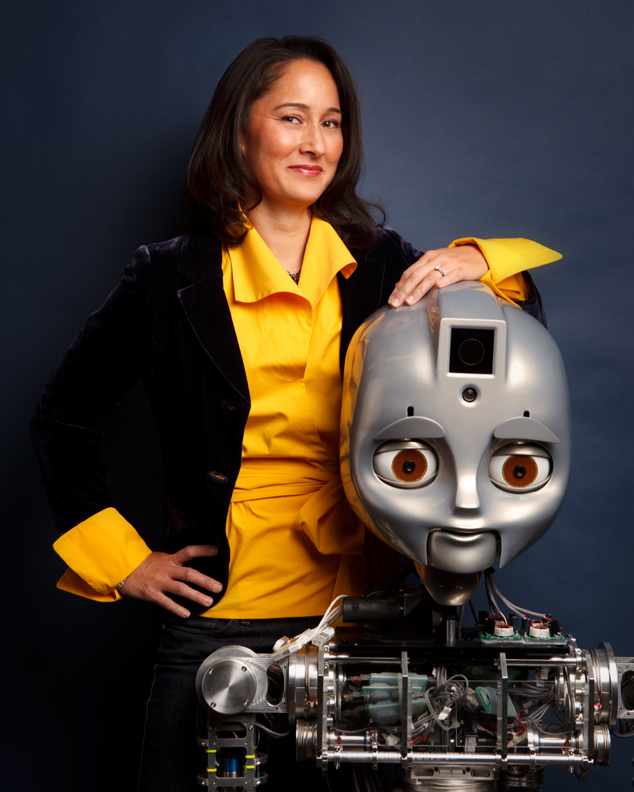 CYNTHIA BREAZEAL • MIT MEDIA LAB