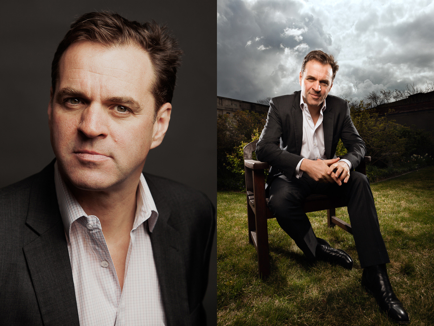 NIALL FERGUSON • HARVARD UNIVERSITY • Jason Grow Photography