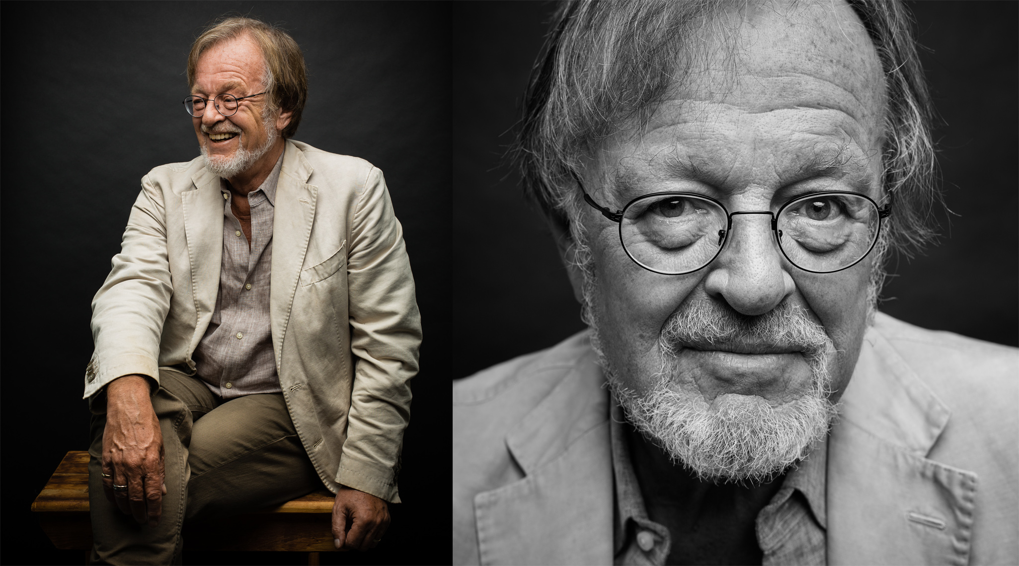 BERNARD CORNWELL, AUTHOR AND HISTORIAN