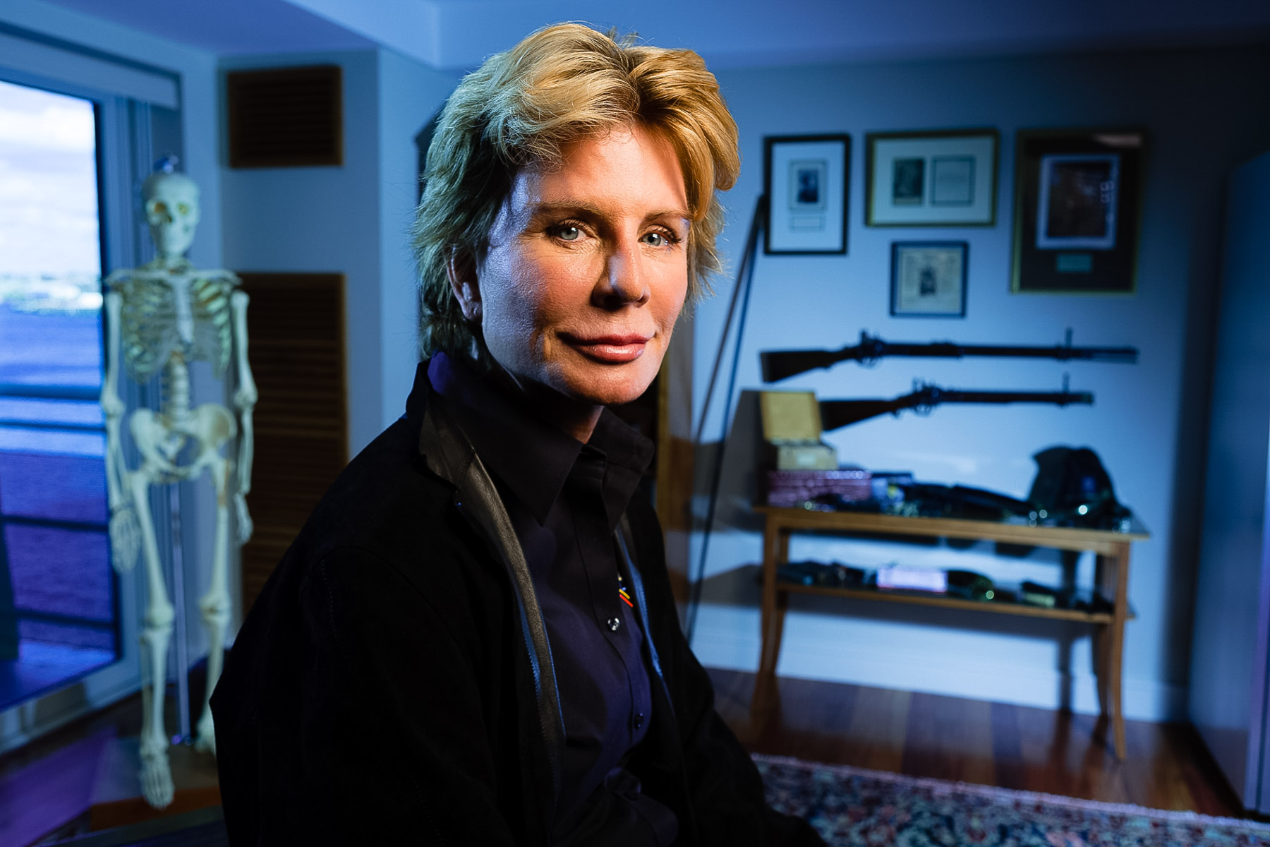 PATRICIA CORNWELL • AUTHOR