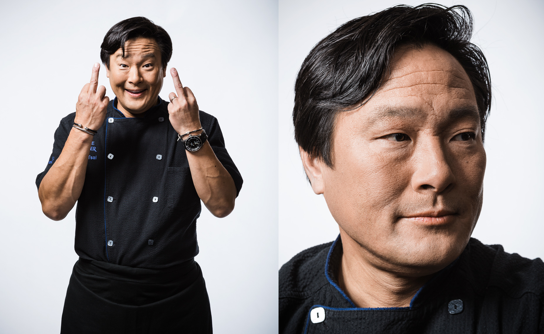 MING TSAI, CHEF • AARP • JASON GROW PHOTOGRAPHY