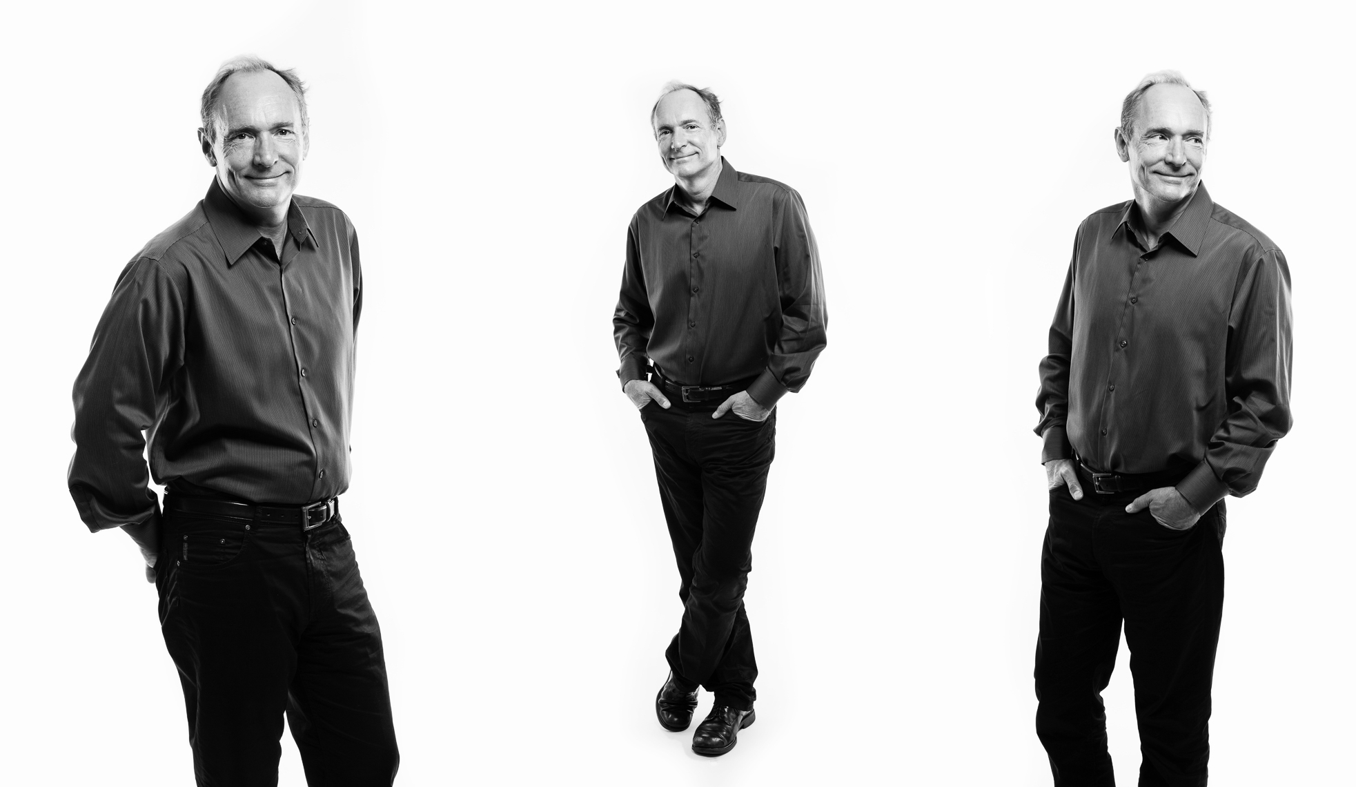Sir Tim Berners-Lee, inventor of the WWW, for Time Magazine • Jason Grow Photography