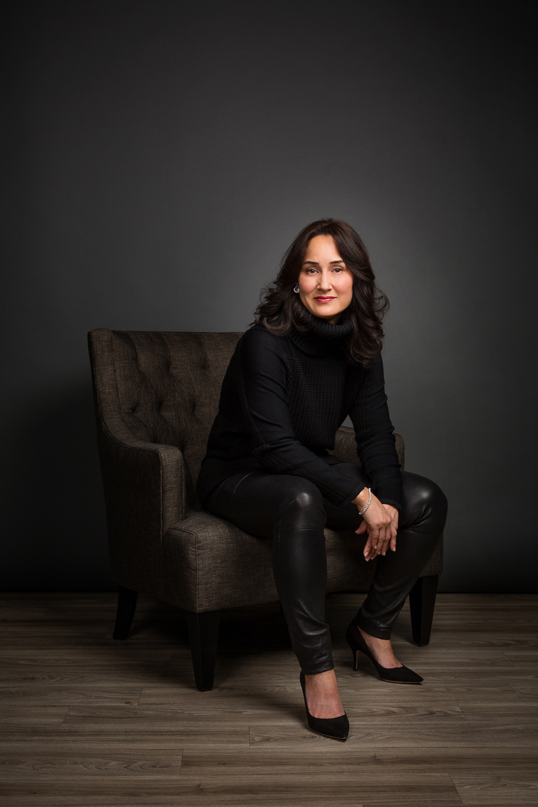 Cynthia Breazeal, founder of JIBO • Jason Grow Photography