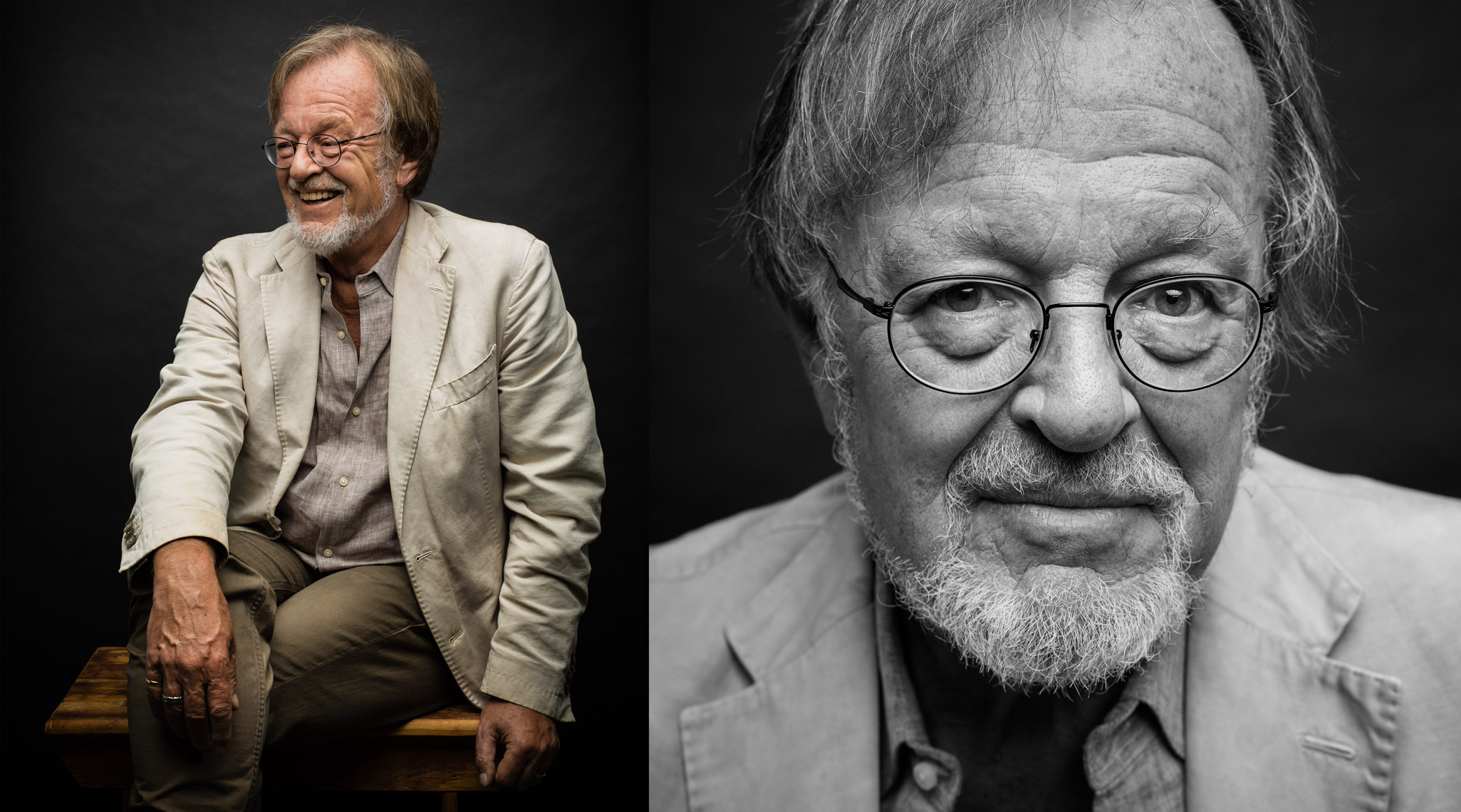Bernard Cornwell - Author
