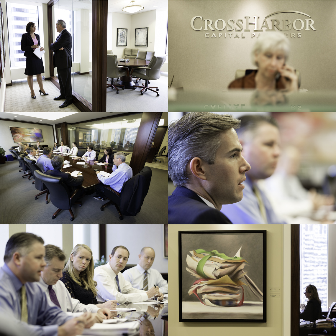 CROSSHARBOR CAPITAL • JASON GROW PHOTOGRAPHY