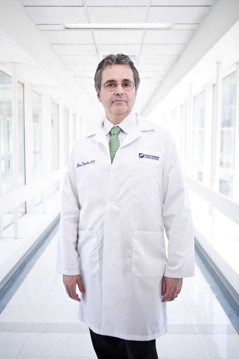 Dr. Ronald DePinho, Dana Farber Cancer Institute for Business Week • Jason Grow Photography