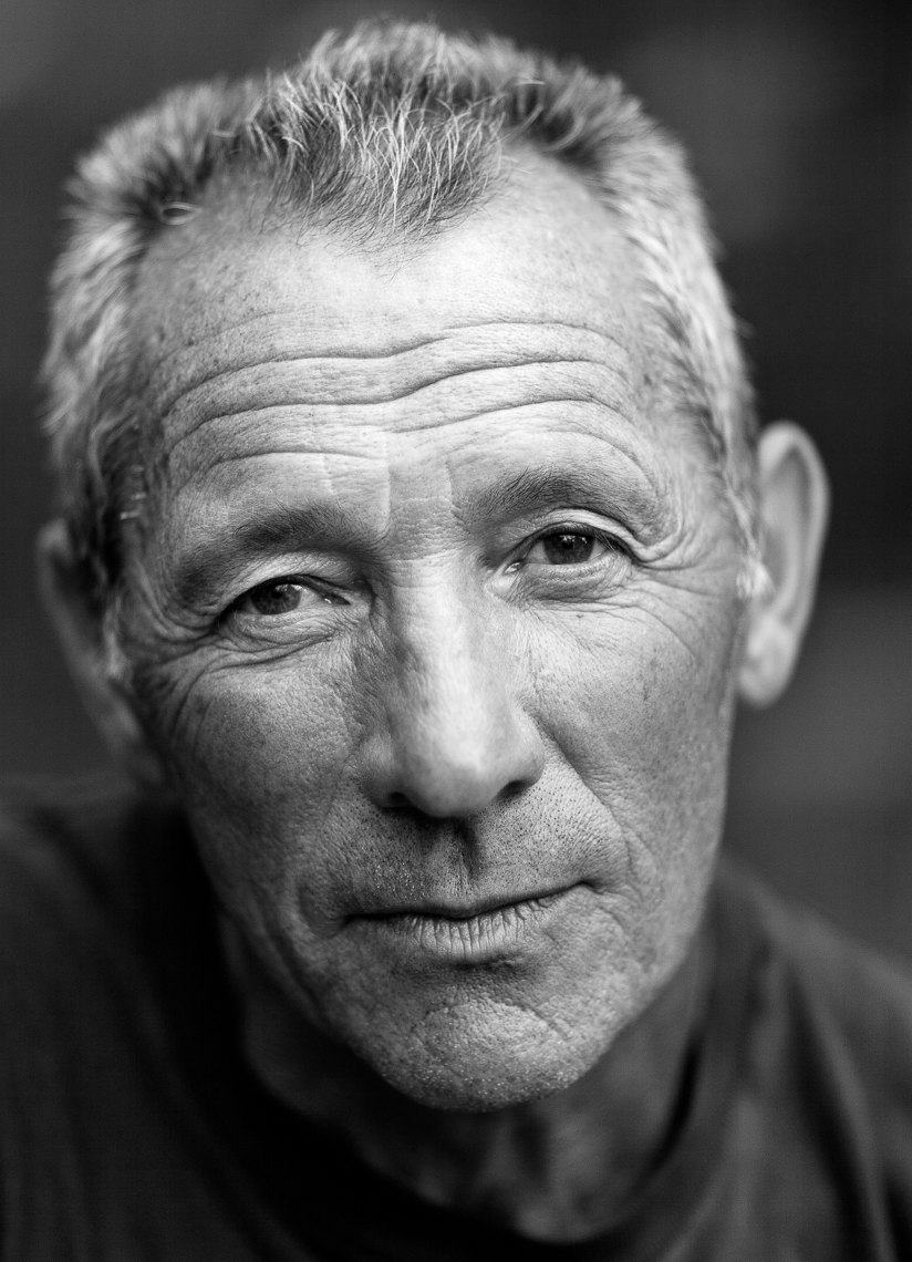Israel Horovitz, author • Jason Grow Photography