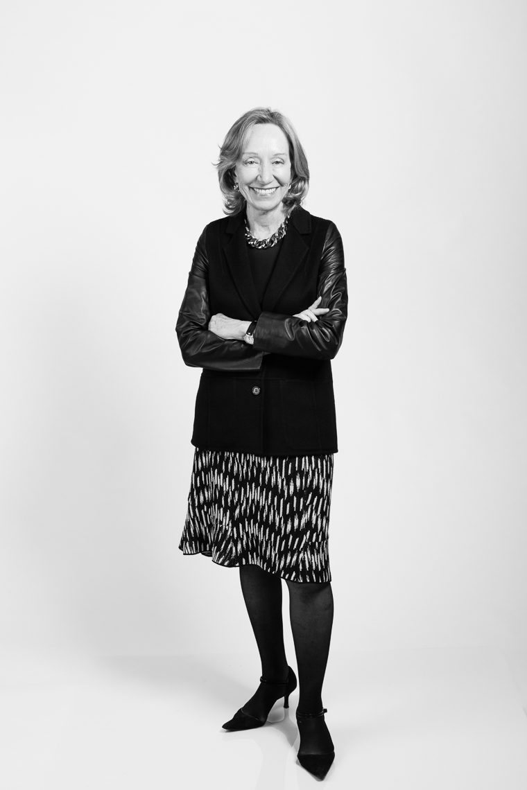 Doris Kearns Goodwin for Time Magazine • Jason Grow Photography