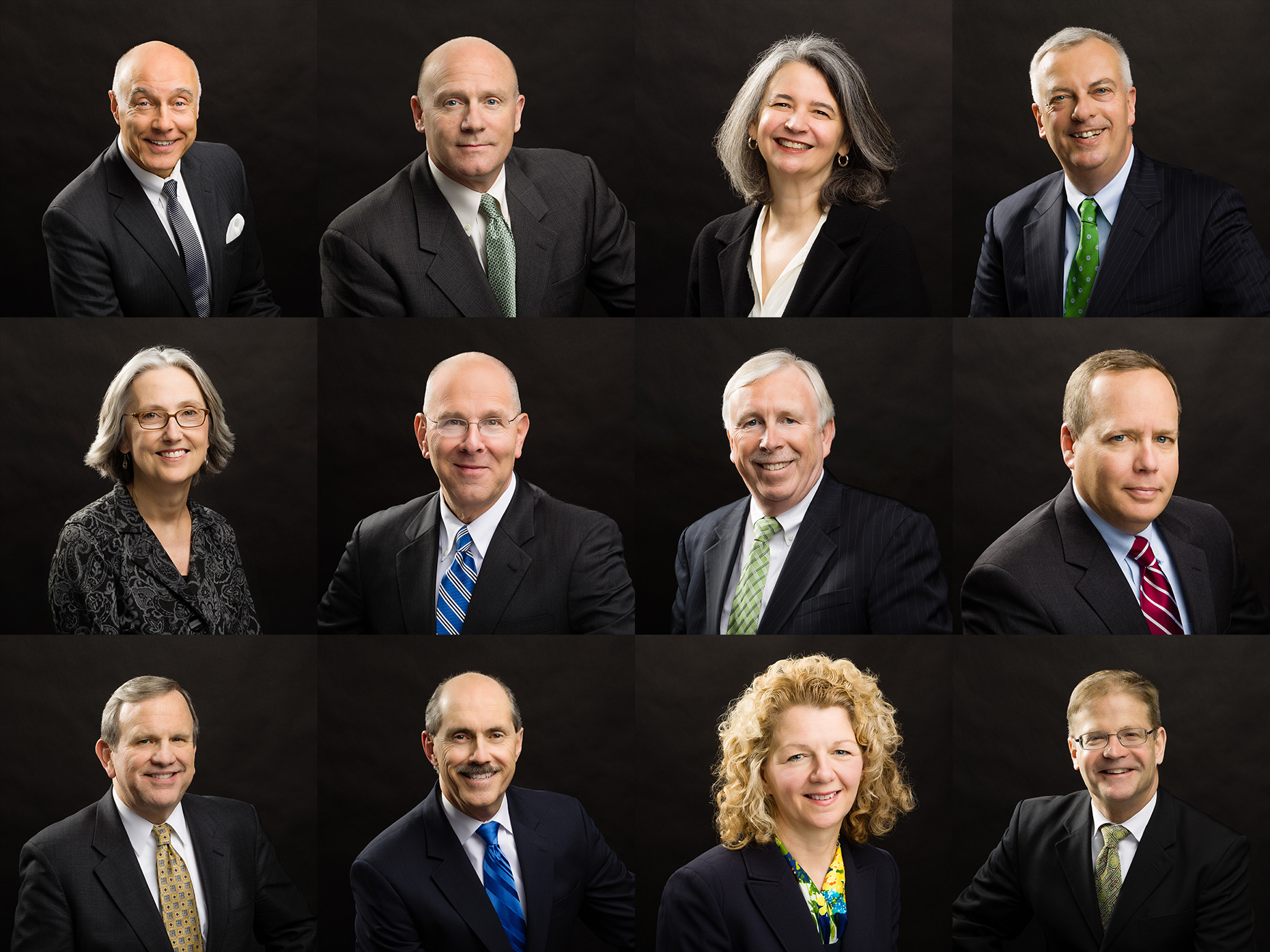 Lahey Health Executives, for Lahey  • Jason Grow Photography • Executive Portraits • Corporate Headshots