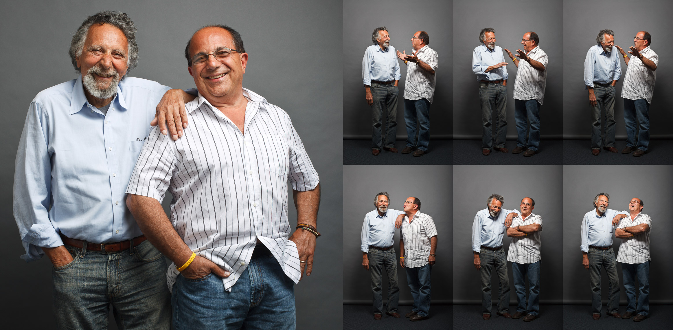 Tom & Ray Magliozzi - Click & Clack the Tappet Brothers • Jason Grow Photography