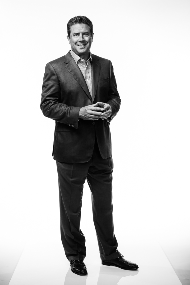 Hall of Fame quarterback Dan Marino for AARP • Jason Grow Photography