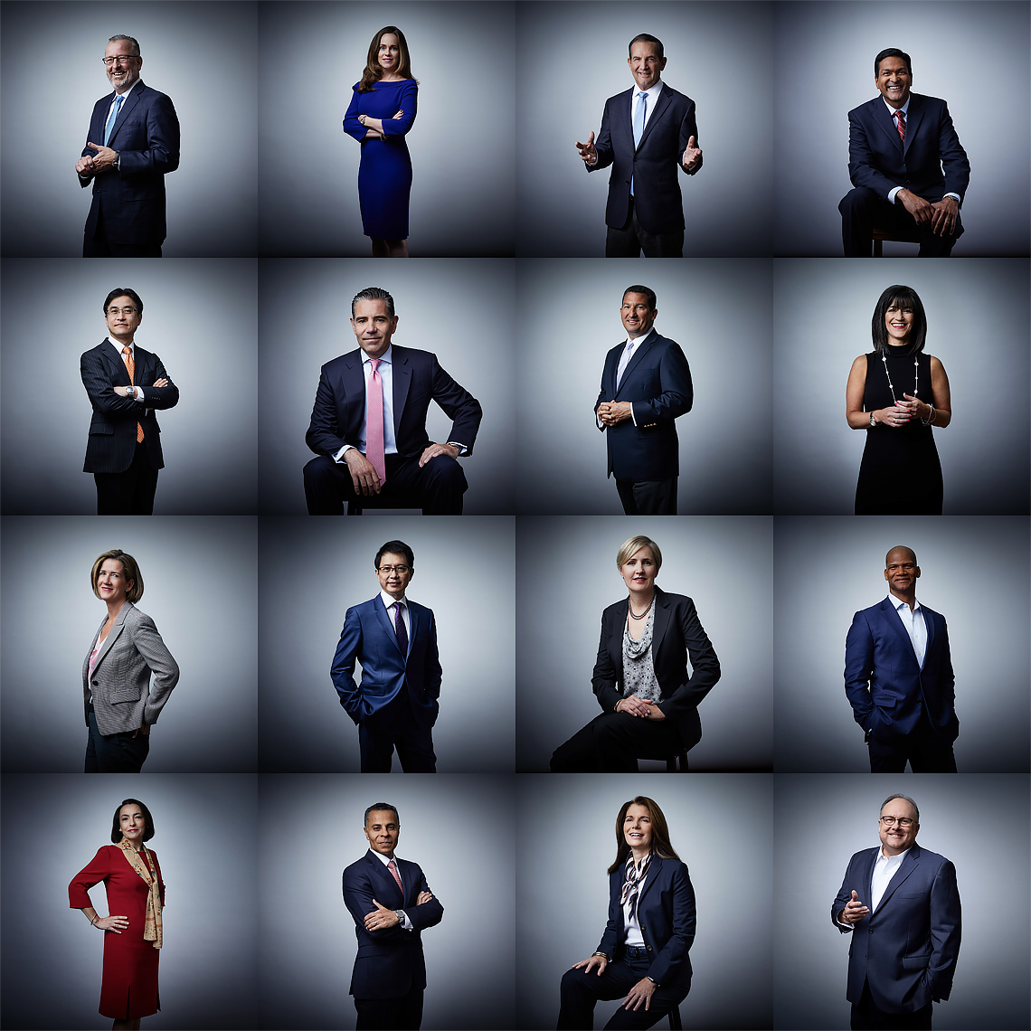 MFS Investment Management & Executive Team • Executive Portraits