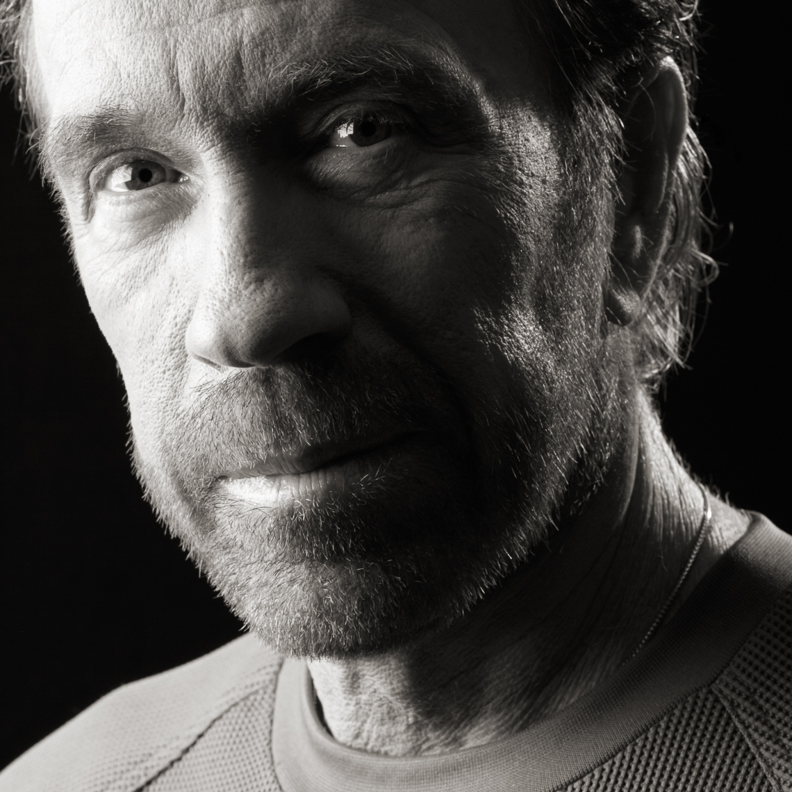 Chuck Norris, for Time Magazine • Jason Grow Photography