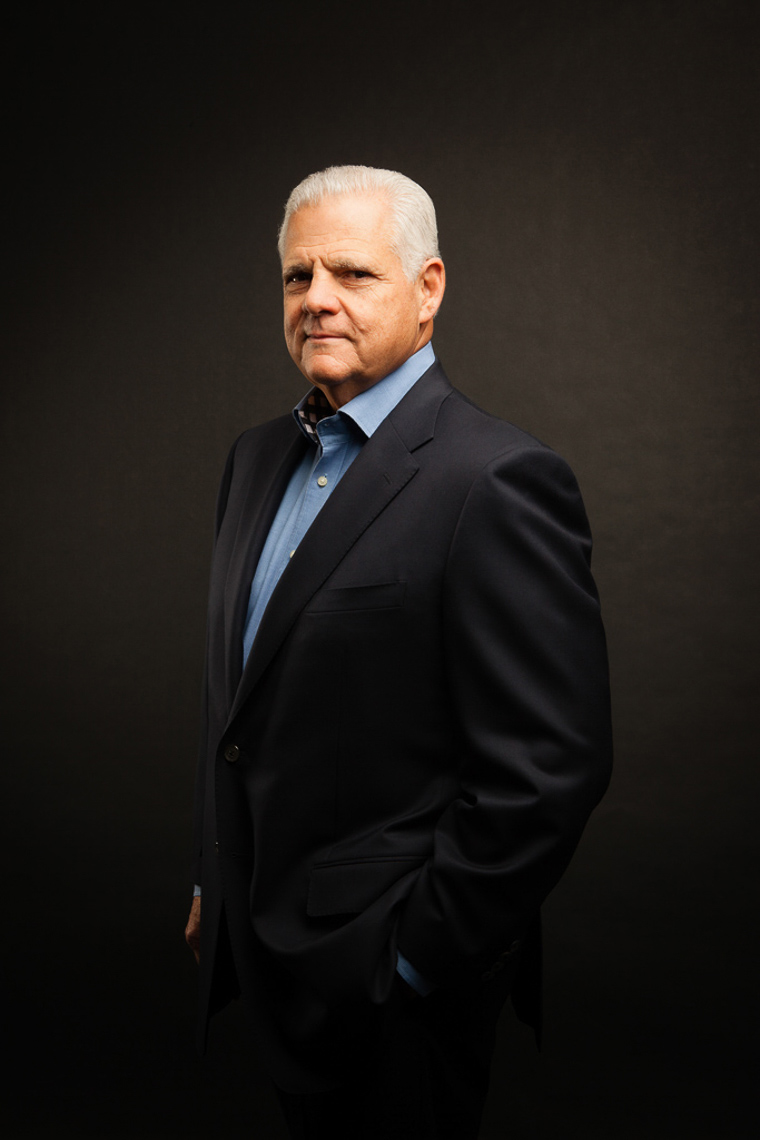 Joseph Tucci, CEO EMC • Jason Grow Photography