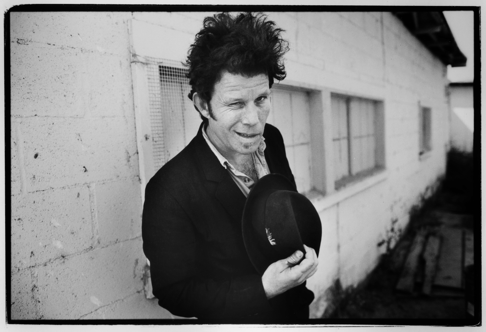 Tom Waits • Jason Grow Photography