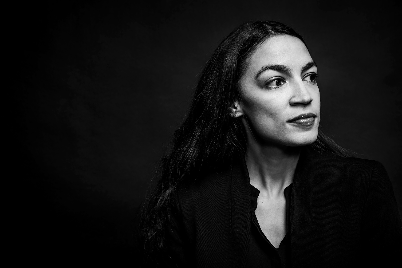 REP. ALEXANDRIA OCASIO-CORTEZ  • POLITICO MAGAZINE • JASON GROW PHOTOGRAPHY