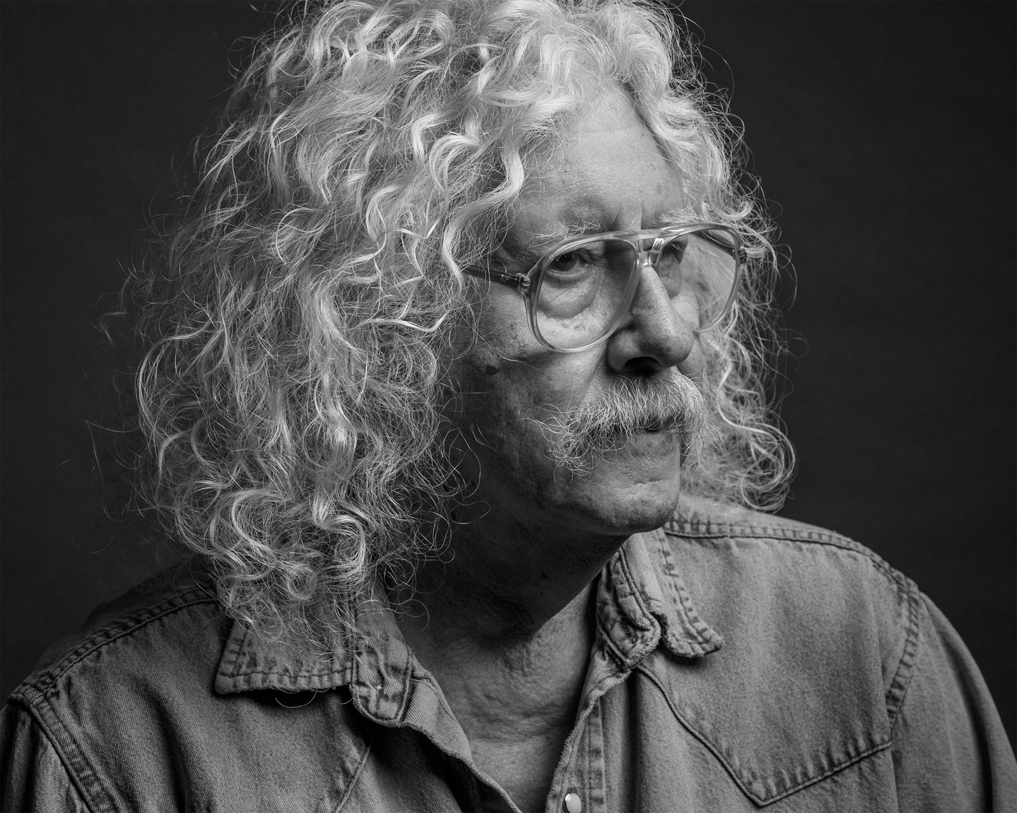 ARLO GUTHRIE • THE WALL STREET JOURNAL • JASON GROW PHOTOGRAPHY