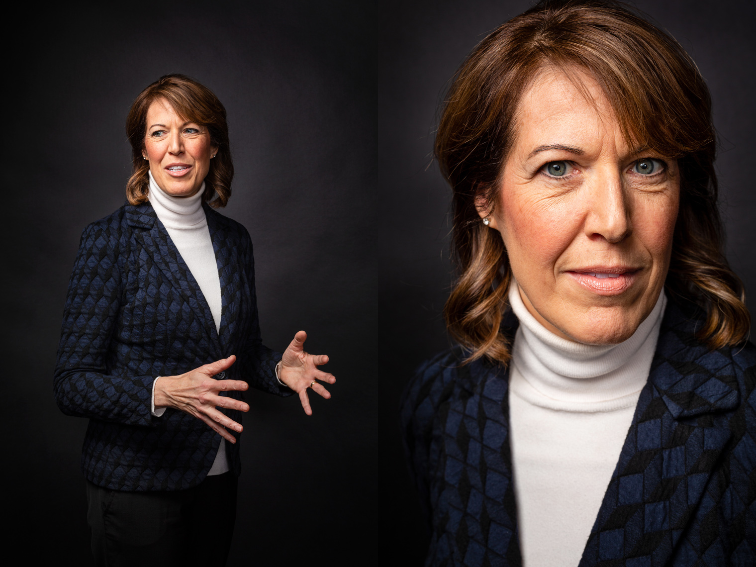 Rep. Cindy Axne, IA-03 • New Women of Congress - Politico Magazine • Jason Grow Photography