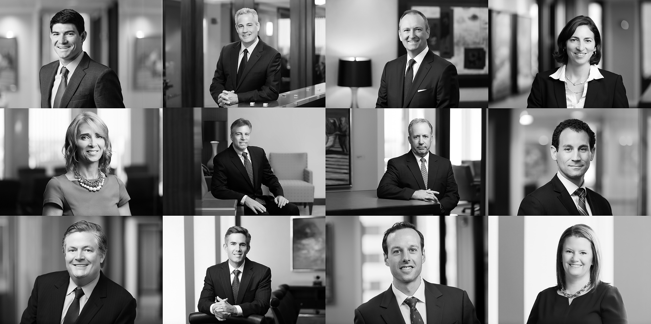 CrossHarbor Capital  • Executive Headshots • Corporate Headshots • On-Site Headshots