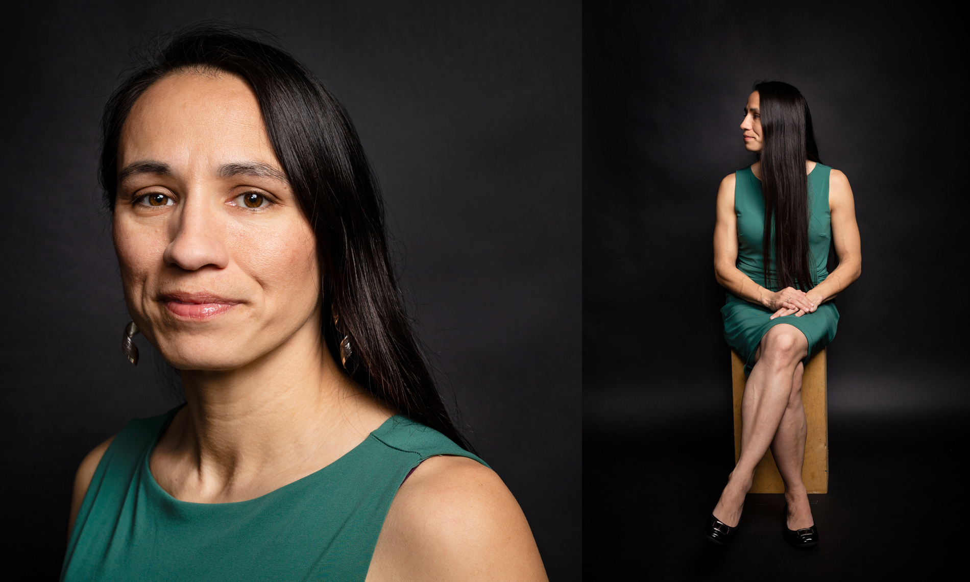 Rep.  Sharice Davids, KS-03 • New Women of Congress - Politico Magazine • Jason Grow Photography