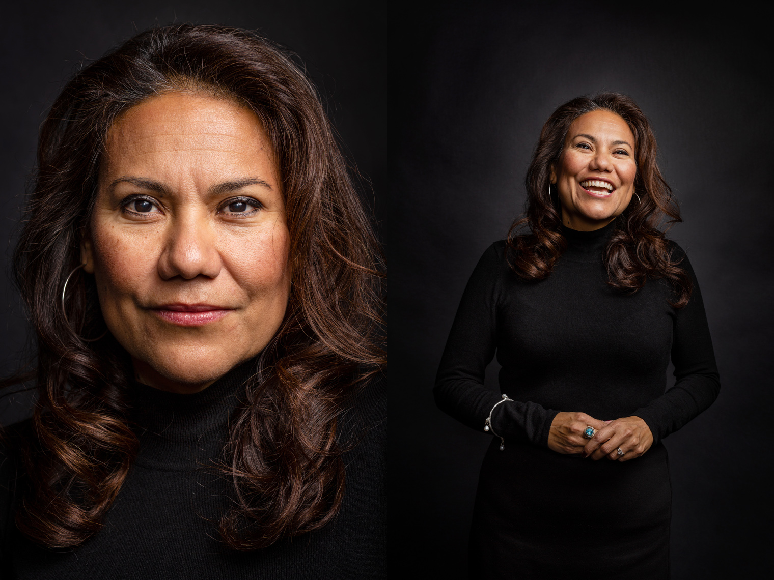 Rep.  Veronica Escobar, TX-16 • New Women of Congress - Politico Magazine • Jason Grow Photography