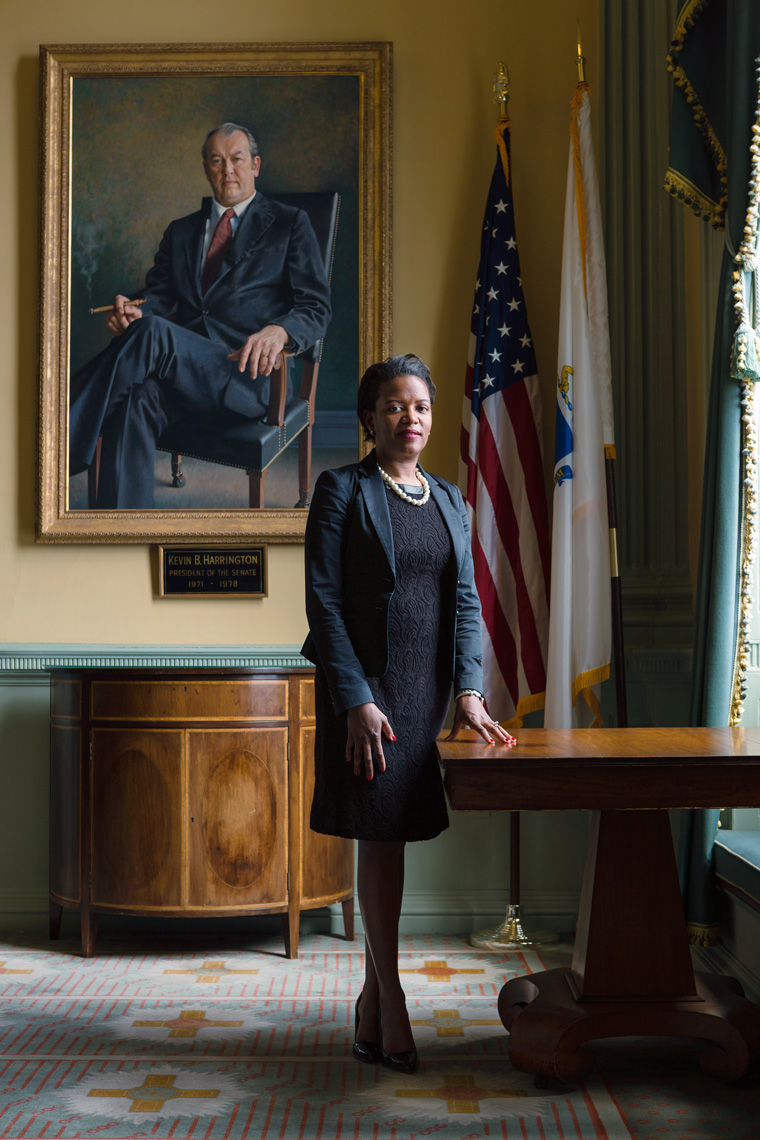 Massachusetts State Senator Linda Dorcena Forry, for Boston Magazine • Jason Grow Photography