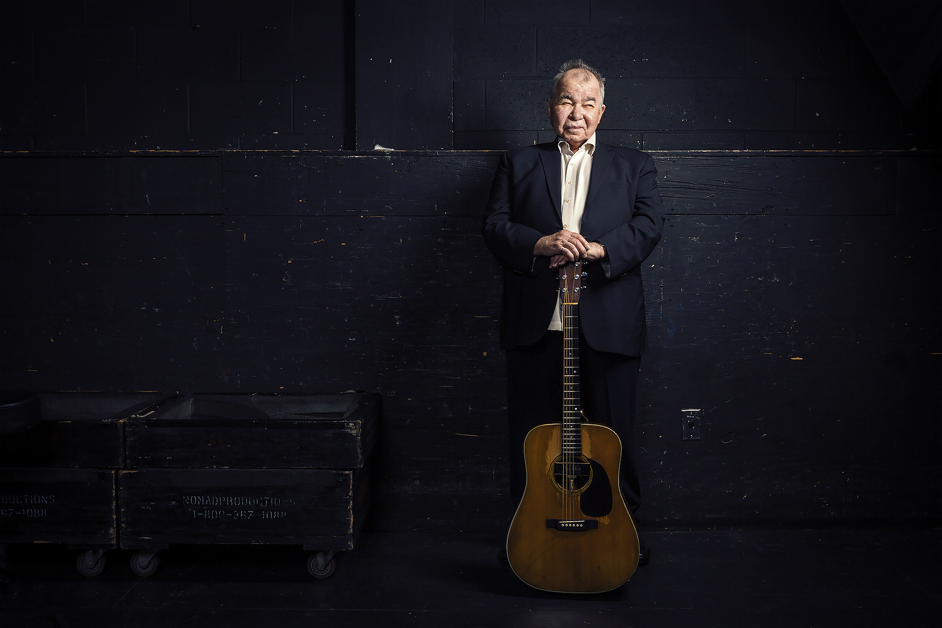 John Prine, Singer, Songwriter • Jason Grow Photography