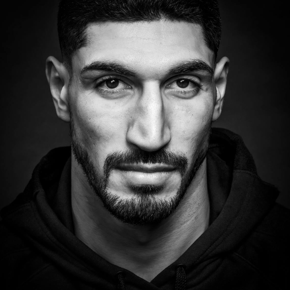 ENES KANTER,  BOSTON CELTICS • THE WALL STREET JOURNAL • JASON GROW PHOTOGRAPHY