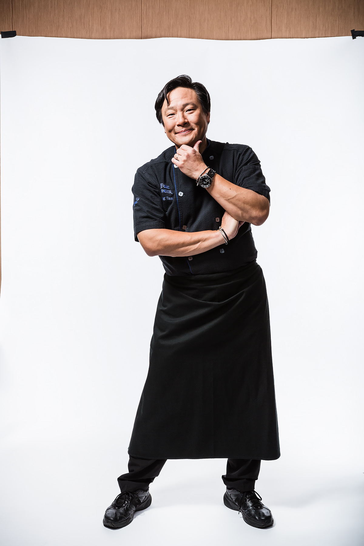 Chef Ming Tsai • Jason Grow Photography