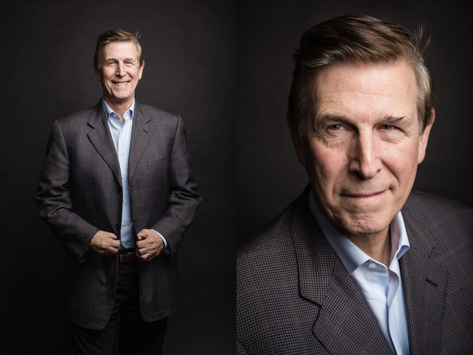 DON BEYER, (VA, 8TH, D) • Politico Magazine • Jason Grow Photography