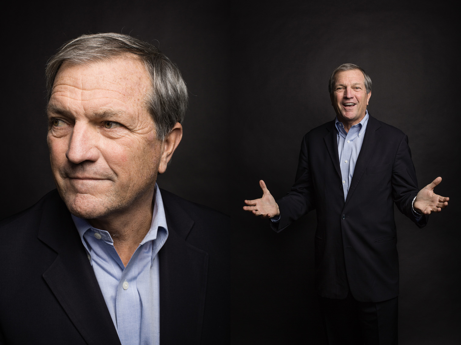 MARK DESAULNIER, (CA 11TH, D) - Photographed for Politico  • Jason Grow Photography