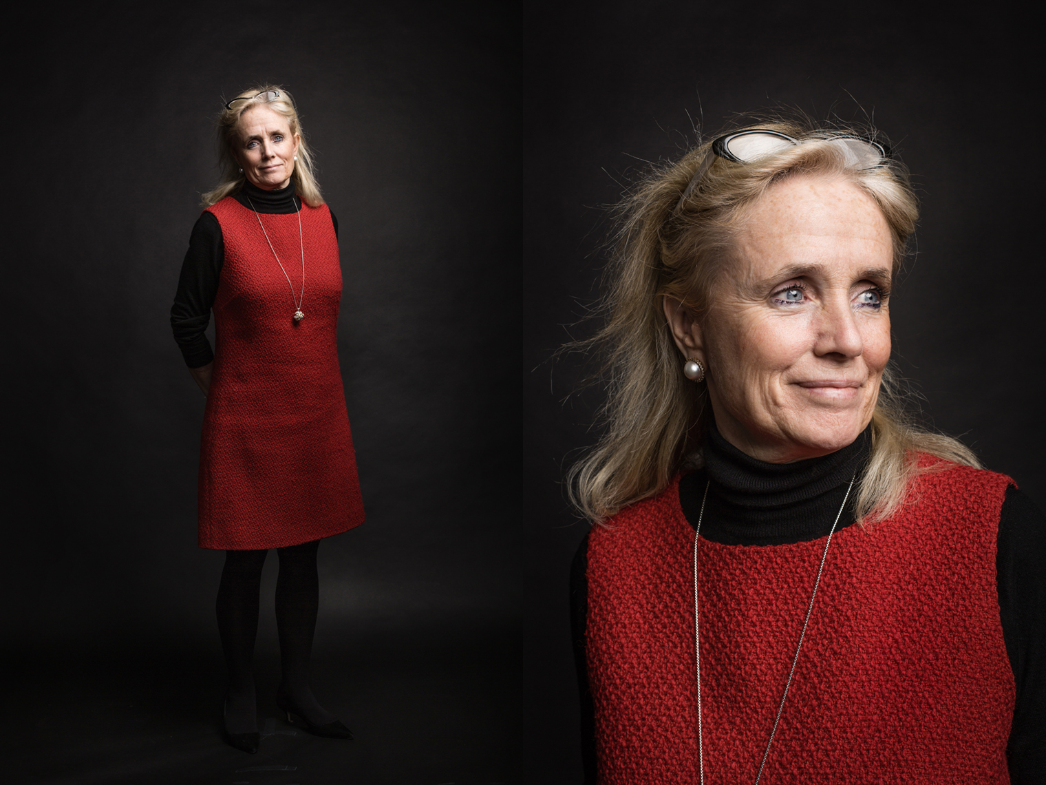 DEBBIE DINGELL, (MI 12th, D) - Photographed for Politico  • Jason Grow Photography