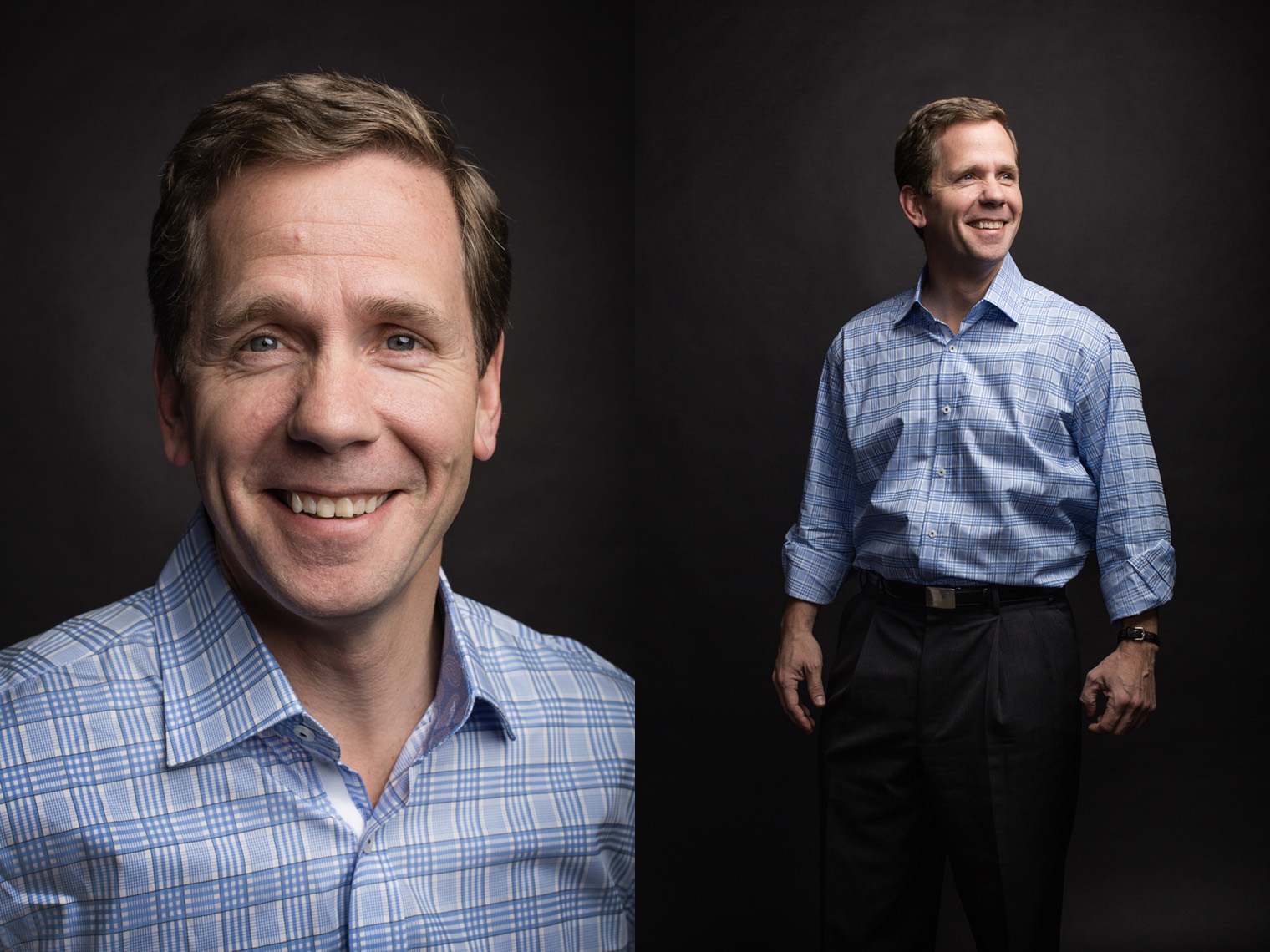 BOB DOLD  (IL 10th R) •  Photographed for Politico  • Jason Grow Photography